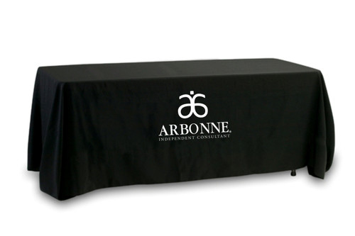 Arbonne Tablecloth - Single Color Old Logo