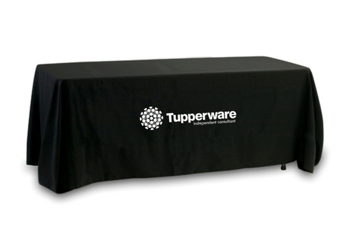 Tupperware Tablecloth