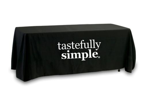 Tastefully Simple Table Cloth