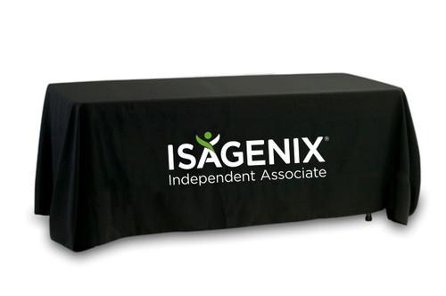 Isagenix Tablecloth - Dual Color - Current Logo