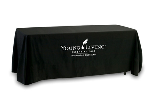 Young Living Tablecloth - Single Color Logo