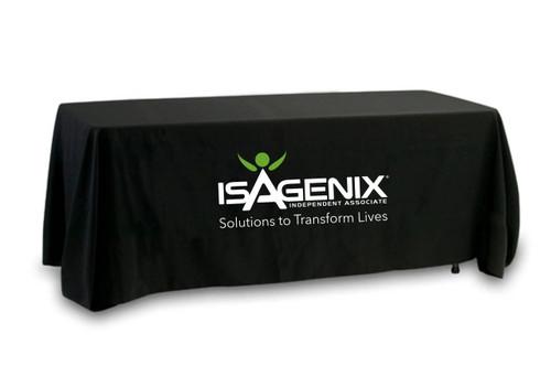 Isagenix Tablecloth - Dual Color - Former Logo