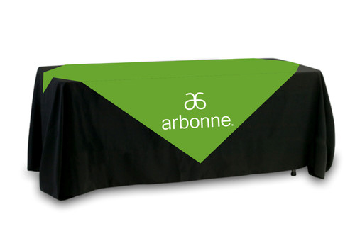 Arbonne Table Overlay - New Logo