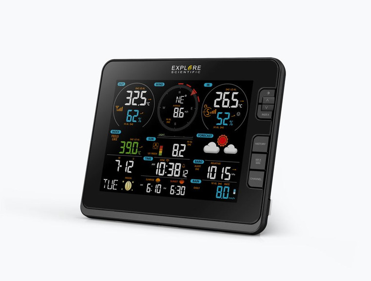 WSX3001 7-In-1 Professional Weather Station