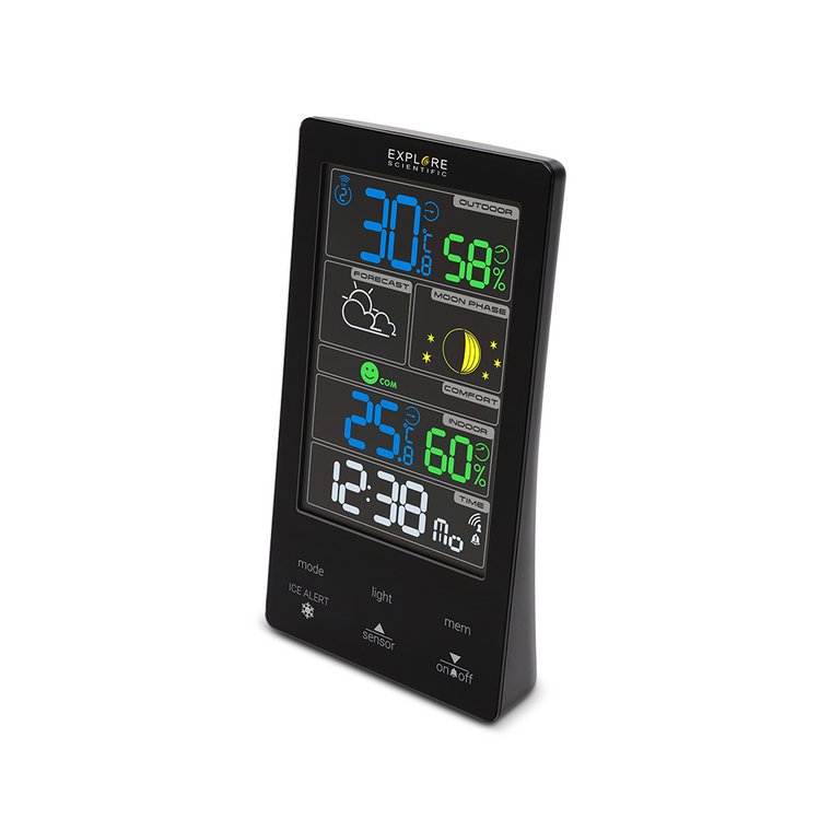 Touch Key Advanced Weather Station