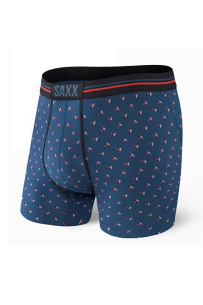 Saxx Blue Foxy Ultra Boxer Brief