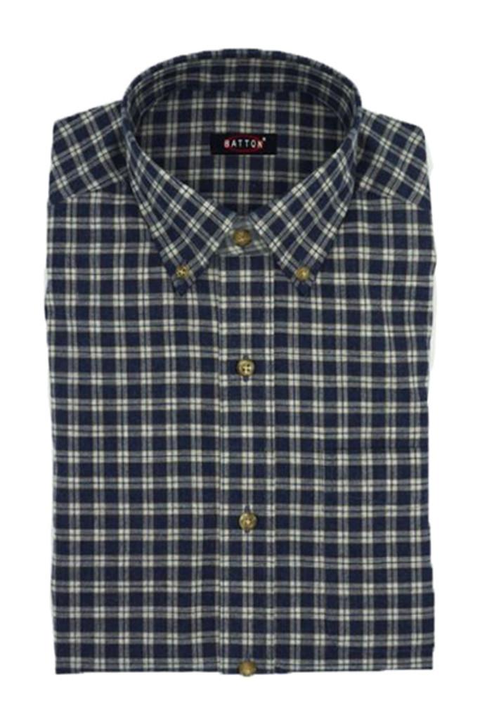 Batton Big & Tall Austin Twill Shirt