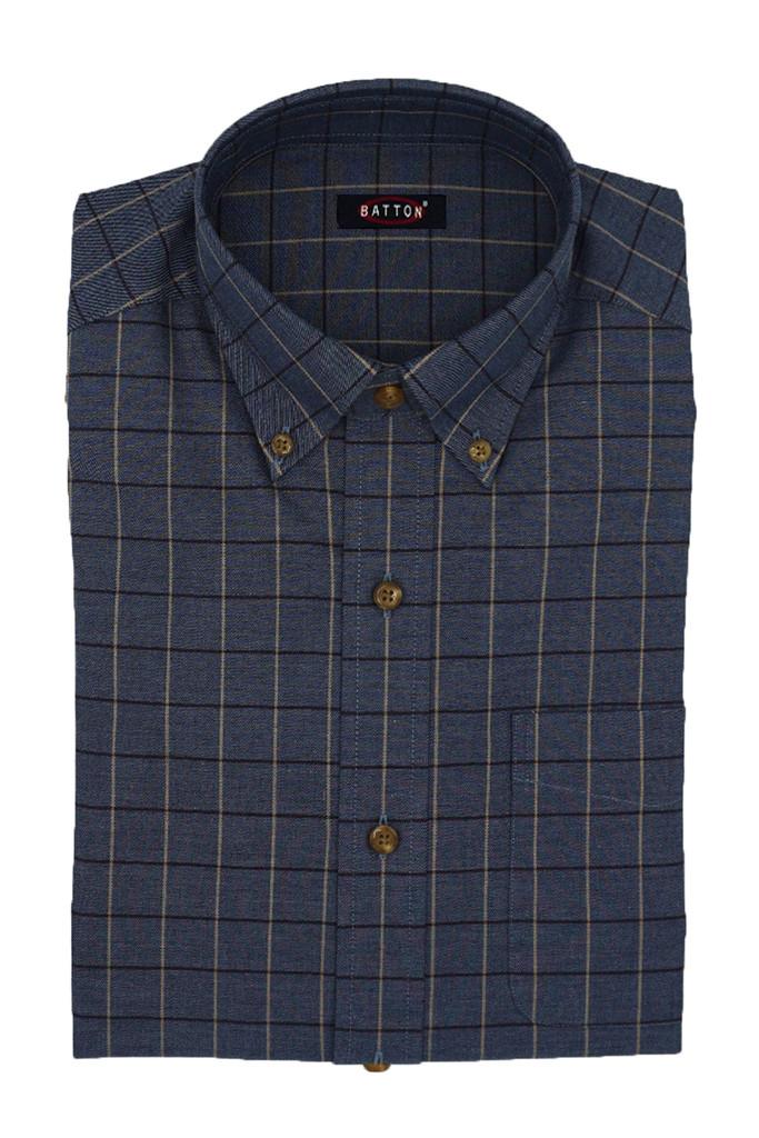 Batton Big & Tall Frankie Denim Shirt