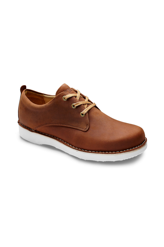 Samuel Hubbard Free Tan Nubuck Shoe