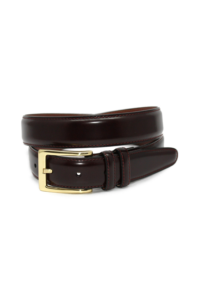 Torino Leather Co. BIg Antigua Cordovan 30 MM Belt