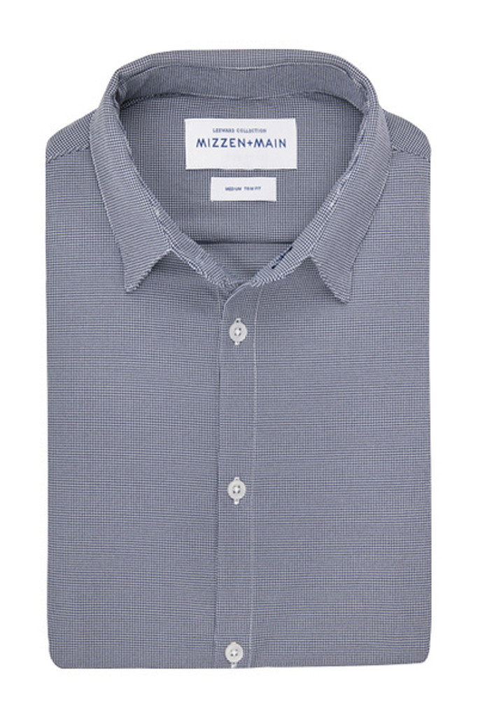 Mizzen + Main Offerman Trim Shirt