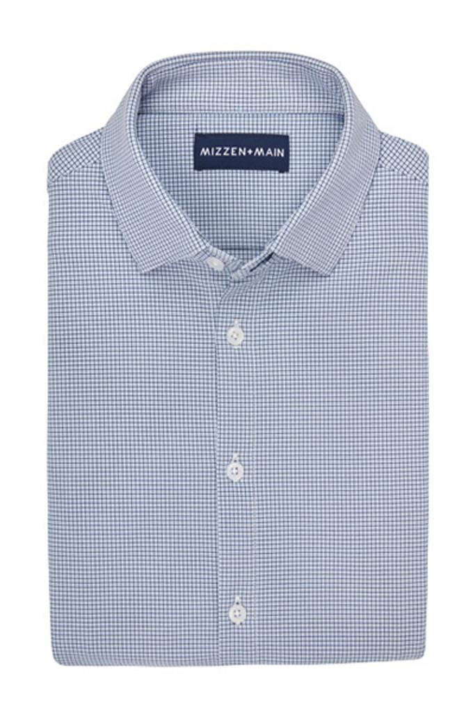 Mizzen + Main Mays Standard Shirt