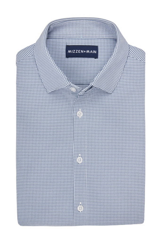 Mizzen + Main Mays Trim Shirt