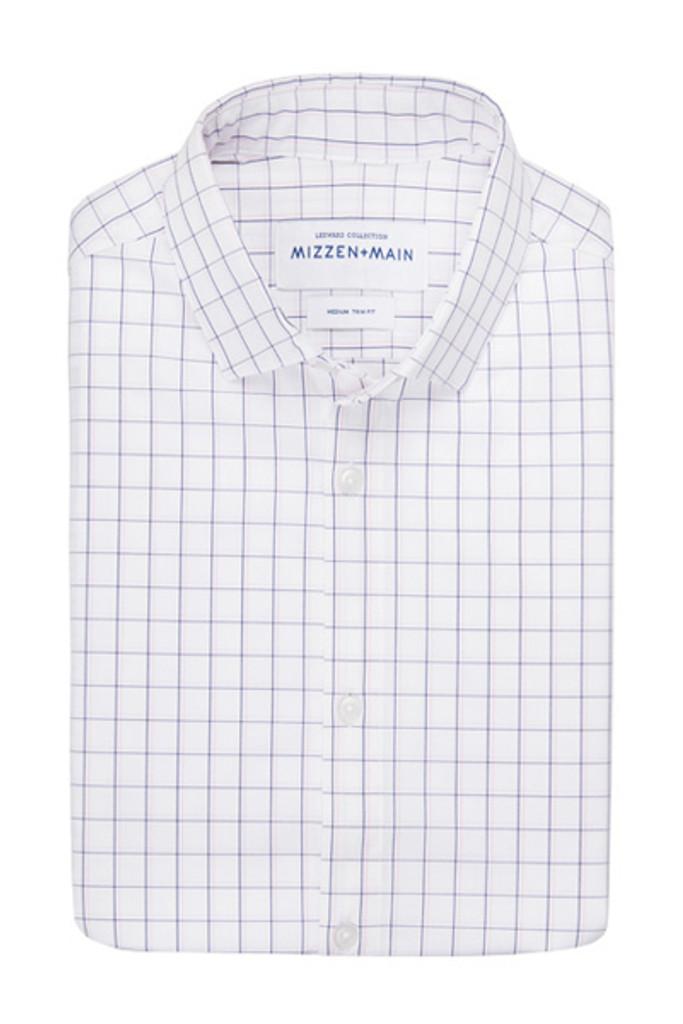 Mizzen + Main McCall Standard Shirt