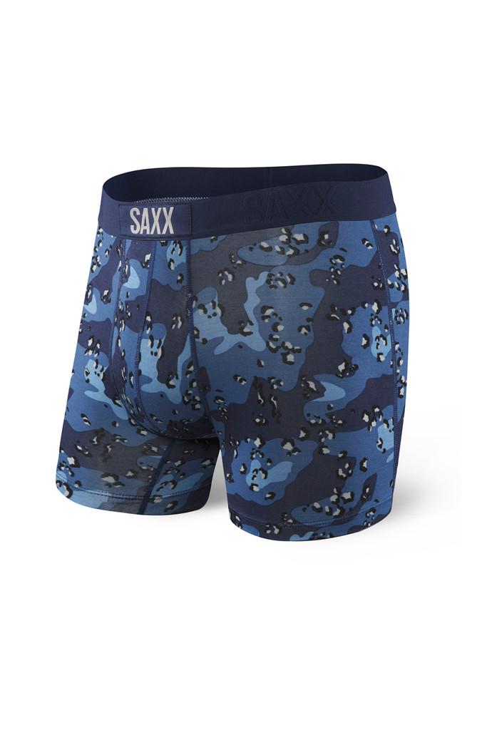Saxx Blue Nighthawk Vibe Boxer Brief
