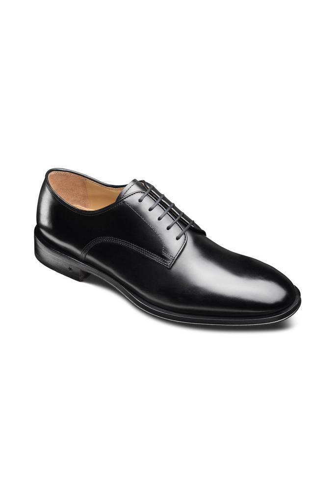 Allen Edmonds Corsico Black Italian Shoe