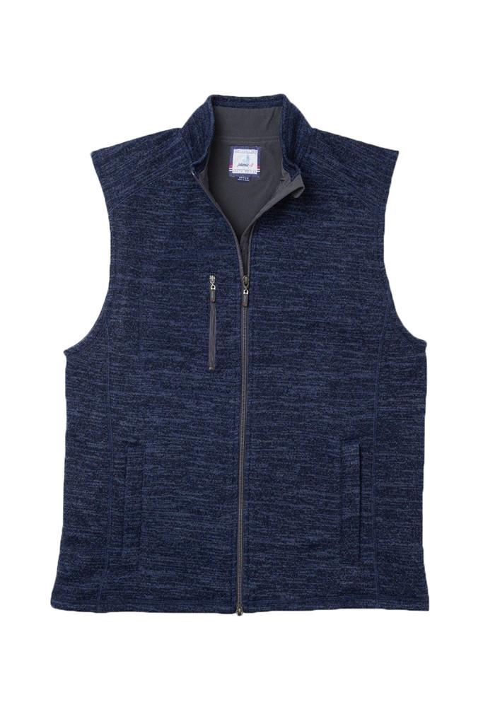 Johnnie-O Big & Tall Tahoe Fleece Vest