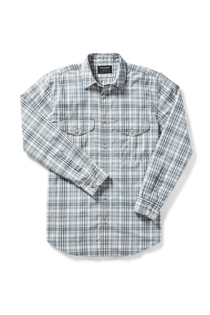 Filson Feather Cloth Shirt