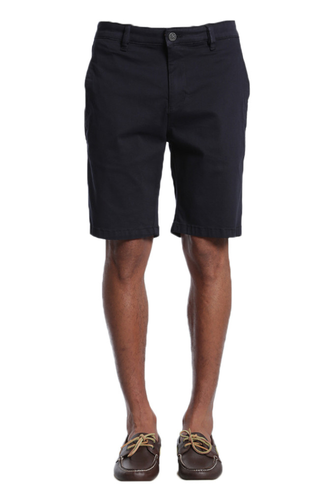 34 Heritage Nevada Black Soft Touch Short