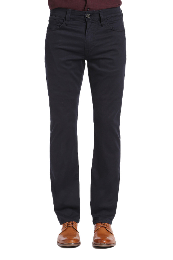 34 Heritage Charisma Navy Twill Pant