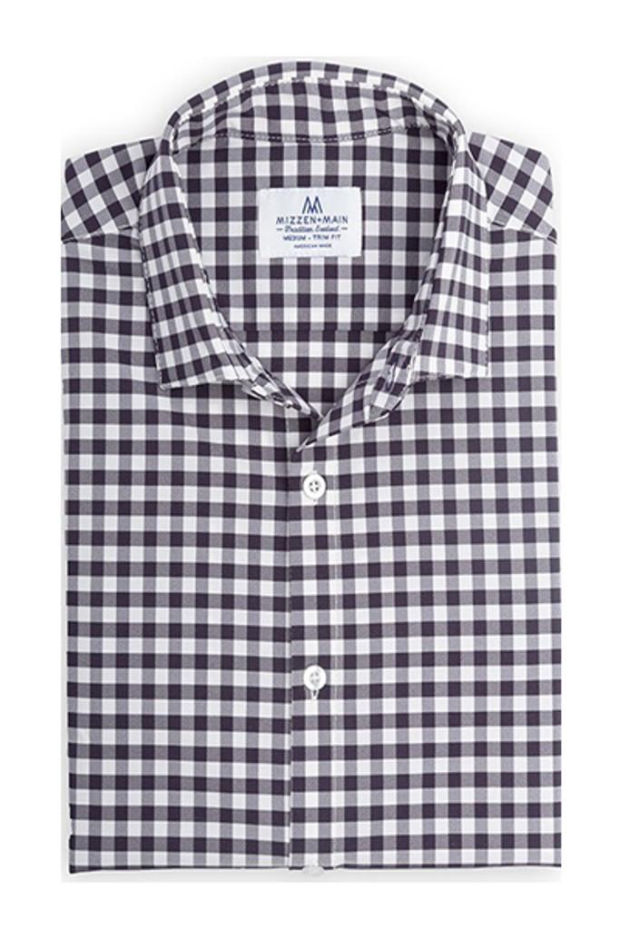 Mizzen + Main Montauk Tall Shirt