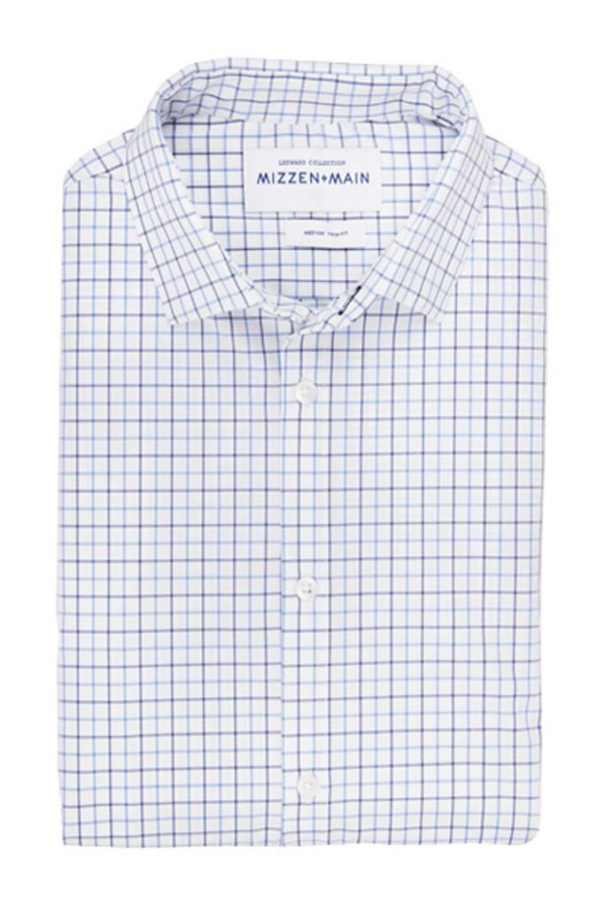 Mizzen + Main Hopper Trim Shirt