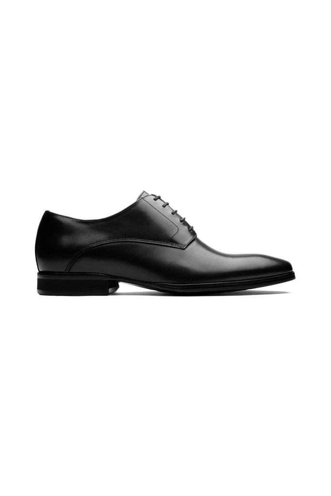 Wolf & Shepherd Bannister Onyx Derby Dress Shoe