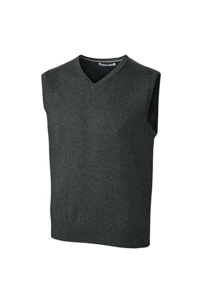 Cutter & Buck Big & Tall Lakemont Cotton Vest