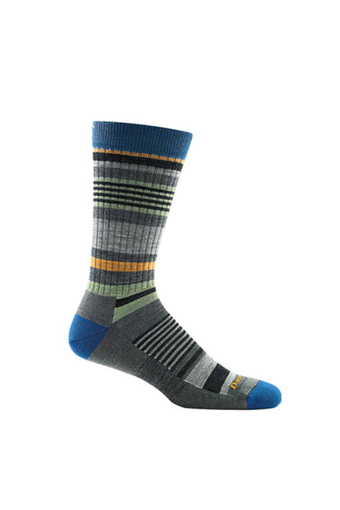 Darn Tough Unstandard Stripe Crew Light Sock