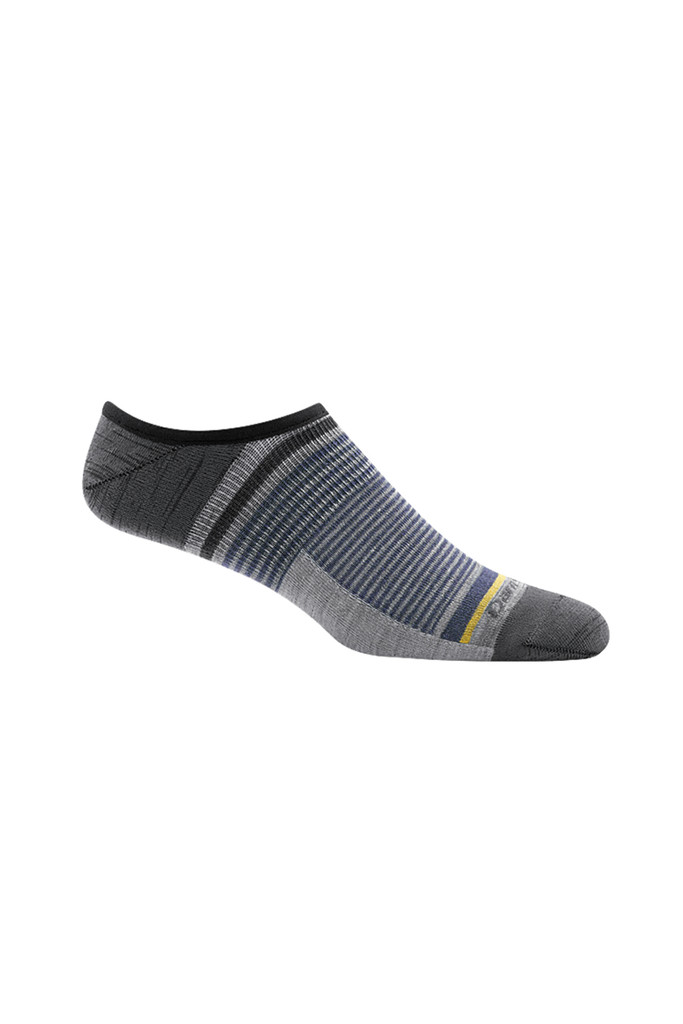 Darn Tough Topless Stripe No Show Hidden Lt Cushion Sock