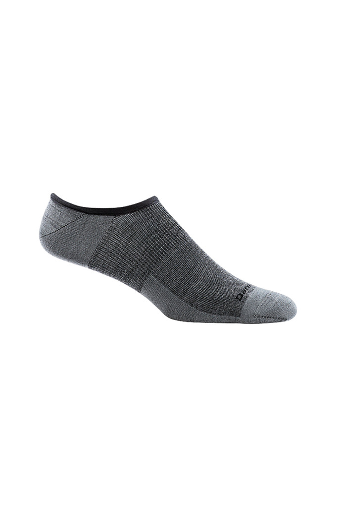 Darn Tough Topless Solid No Show HIdden Lt Cusion Sock