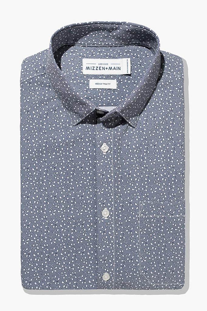 Mizzen + Main Bueller Short Sleeve Shirt