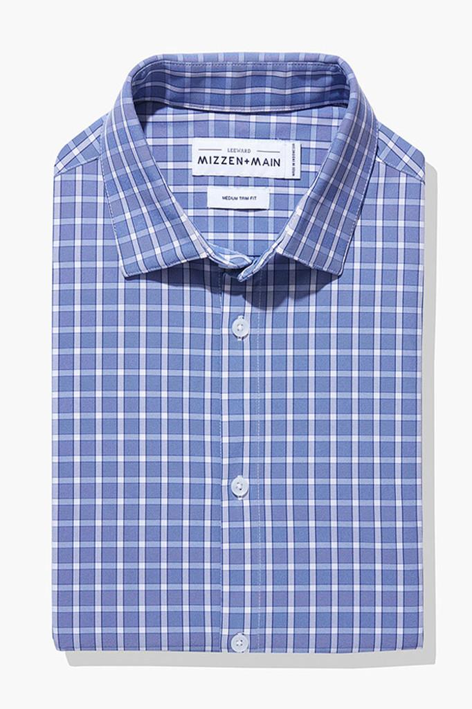 Mizzen + Main Barnes Tall Shirt