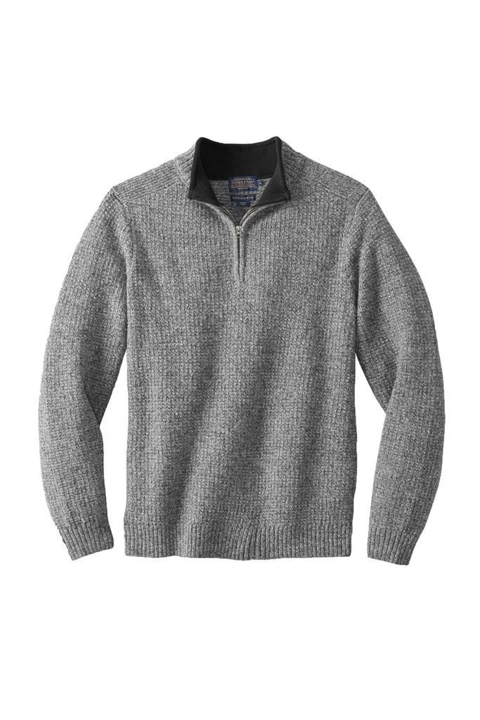 Pendleton Shetland 1/2 Zip Pullover
