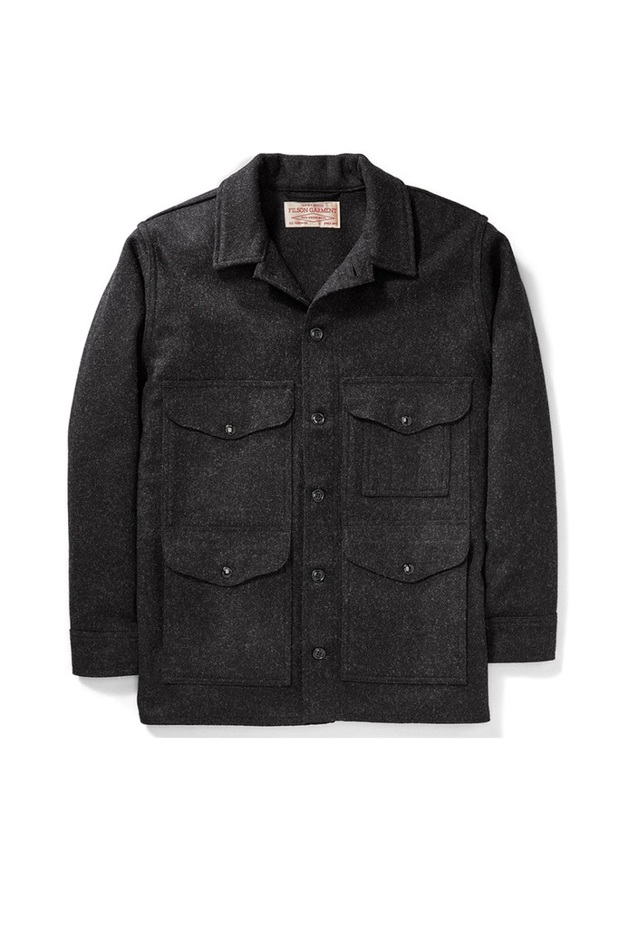 Filson Tall Mackinaw Wool Cruiser Jacket