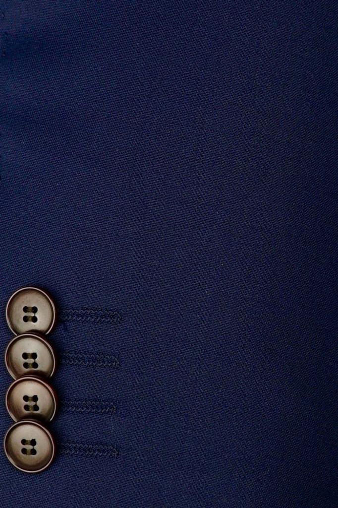 Byron Blue Slim Stretch Suit