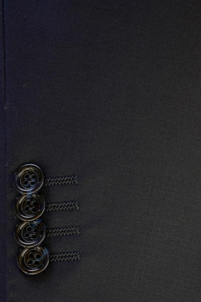 Byron Navy Solid Slim Suit