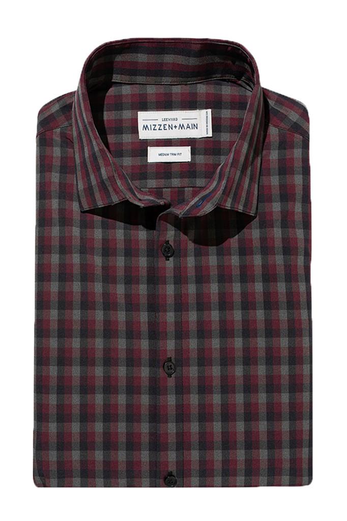 Mizzen + Main Plainview Shirt