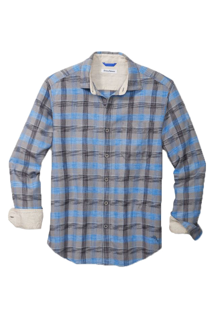 Tommy Bahama Canyon Beach Plaid Shirt