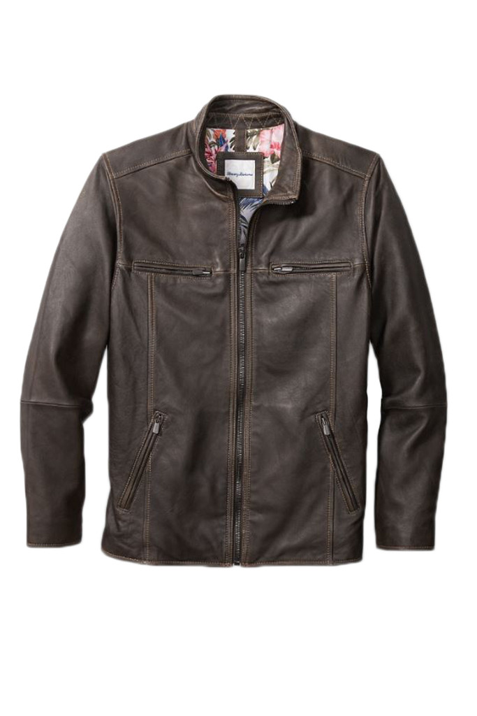 Tommy Bahama Big & Tall Rocker Highway Jacket