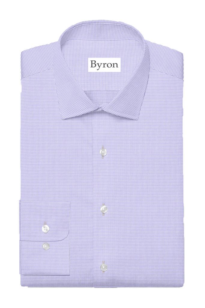 Byron Big & Tal Lavender Micro Performance Shirt