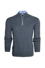 Greyson Sebonack 1/4 Zip Sweater