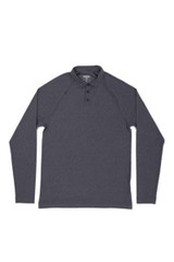 Rhone Reign Long Sleeve Polo