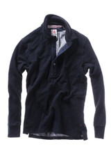 Relwen Thermal Long Sleeve Polo
