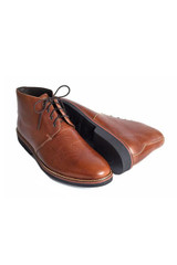 Martin Dingman Wakefield Glove Leather Oak Chukka