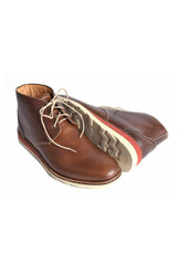 Martin Dingman Blue Ridge Glove Leather Burnt Cedar Chukka