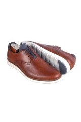 Martin Dingman Countryaire Saddle Leather Whiskey Plain Toe