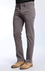 34 Heritage Big & Tall Charisma Anthracite Twill Pant