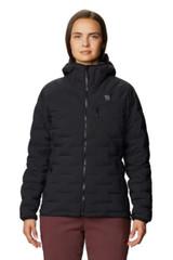 Mt Hardwear Women's Super/DS Stretchdown Hooded Jacket