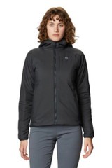 Mt Hardwear Women's Kor Strata Hooded Jacket